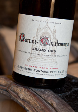 corton-charlemagne grand cru - Domaine Dubreuil-Fontaine, Pernand-Vergelesses