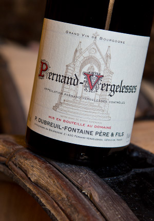 Pernand Vergelesses - Domaine Dubreuil-Fontaine, Pernand-Vergelesses