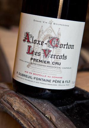 Aloxe-Corton Les Vercots 1er Cru