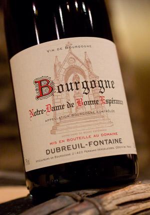 Bourgogne «Notre-Dame de Bonne Espérance»